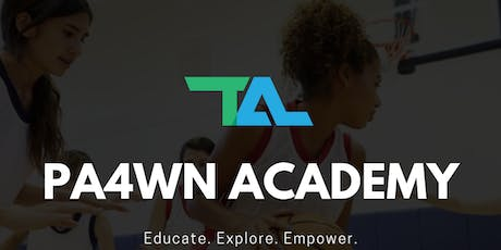 PA4WN (Preparing Athletes for What's Next) Academy: July 29-31 tickets