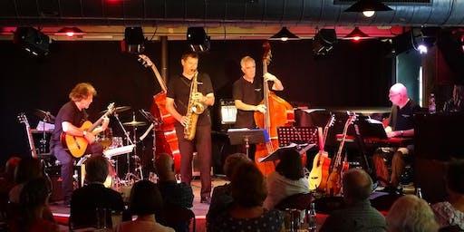 """Konzert """"The Blue Monk Quintet"""" im Camping Muntelier"""