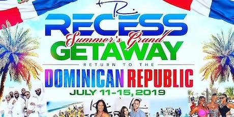 RECESS DR 2019 Meet & Greet -  Oakland - Friday June 28th  tickets