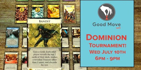 Dominion Tournament July 10th! tickets