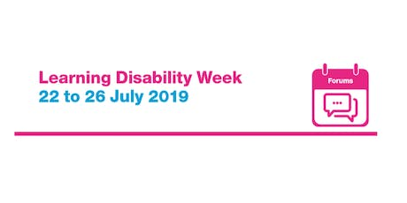 LD Carers Forum - Learning Disability Week 2019 tickets