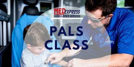 PALS Class Sept 2019