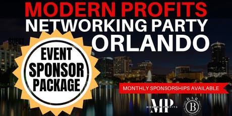Sponsor Modern Profits Networking Party Orlando tickets