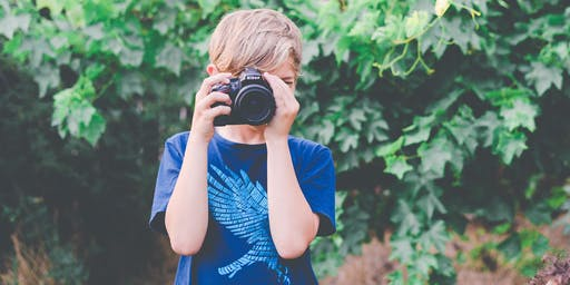 Photography Camp for Kids