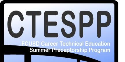 CTE Summer Preceptorship Program Celebration!