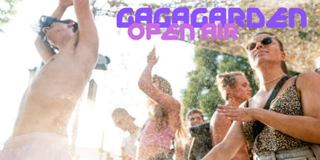 GaGaGarden Open Air | Westpark Tickets