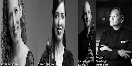 Evanston Chamber Music Society Presents Sonatas and Trios tickets