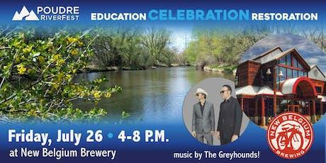 Poudre Riverfest Mini-Celebration tickets