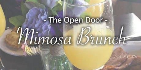 The Open Door - Mimosa Brunch tickets