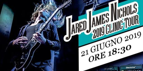JARE JAMES NICHOLS LIVE MUSIACLBOX tickets