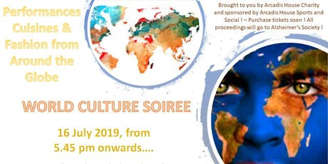 World Culture Soiree 2019 tickets