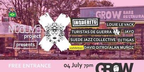 N'Calma Presents... Inquerito tickets