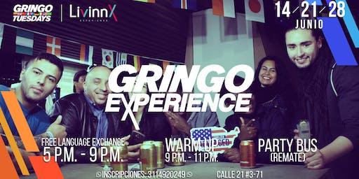 Gringo Experience ed. Jun 14, 21 & 28