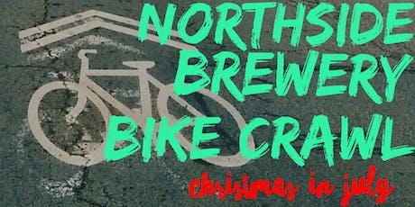 Northside Brewery Bike Crawl tickets