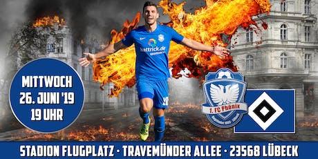 1. FC Phönix Lübeck - Hamburger SV Tickets
