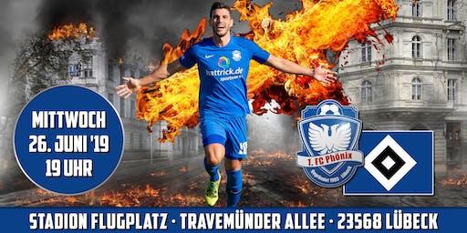 1. FC Phönix Lübeck - Hamburger SV