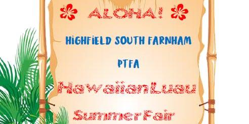 Highfield South Farnham School Summer Fair