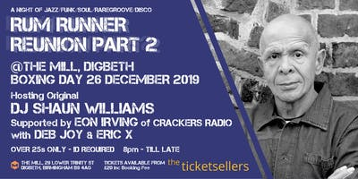 Rum Runner Reunion, Part 2 (The Mill, Birmingham)
