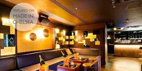 VIP Chelsea Soiree @ Juju Chelsea (Free Drink/ Free Food) dj, Dancing  tickets