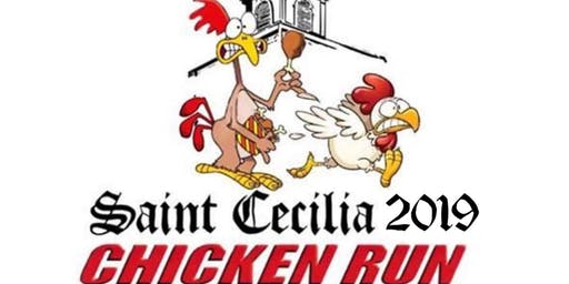 2019 St. Cecilia Labor Day Festival 5K Chicken Run/Walk