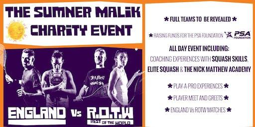 Sumner Malik Charity Event 2019