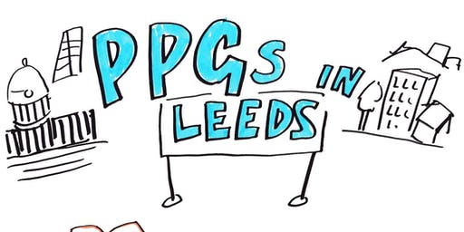 "2019 Leeds PPG Event - ""PPGs in Practice"""