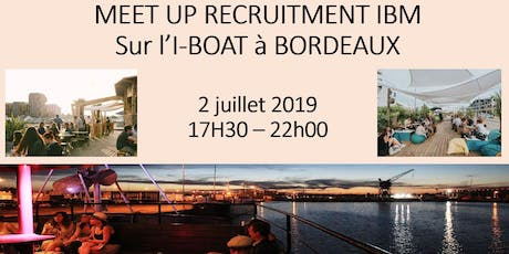 MEETUP Recrutement IBM Bordeaux billets