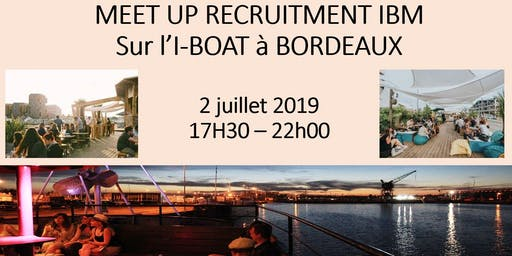 MEETUP Recrutement IBM Bordeaux