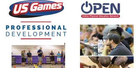 OPEN Professional Development for Physical Education Teachers tickets
