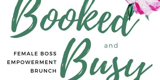 Booked and Busy Brunch