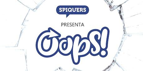 OOPS! - Vol. 8 entradas