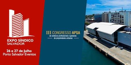 Expo Síndico Salvador ingressos