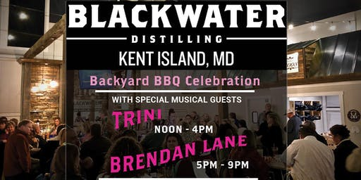 Blackwater Distilling & Tavern Backyard BBQ and Fundraiser