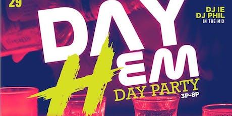 DAYHEM Day Party at Union Park tickets