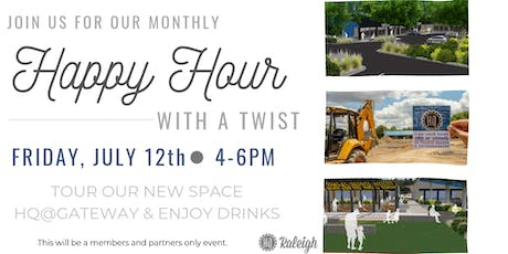 HQ Gateway Happy Hour Sneak Peek tickets