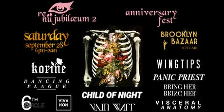re:nü presents: jubilæum 2 / anniversary fest tickets