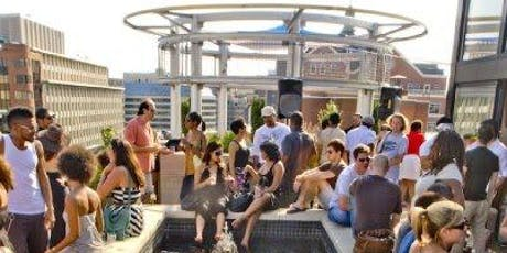 International Development, Affairs and NGOs Rooftop Social tickets