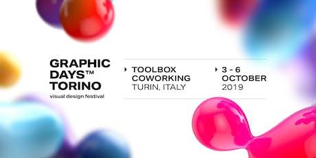 Graphic Days Torino biglietti