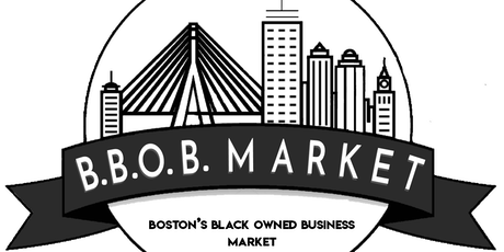 Boston's Black Owned Business (BBOB) July Market tickets