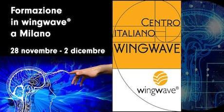 Formazione in wingwave® Coaching  biglietti