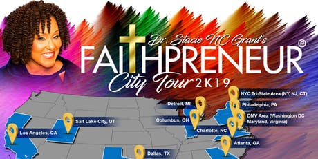 #FaithpreneurCityTour in Detroit tickets
