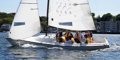 Set Sail on the Thames River