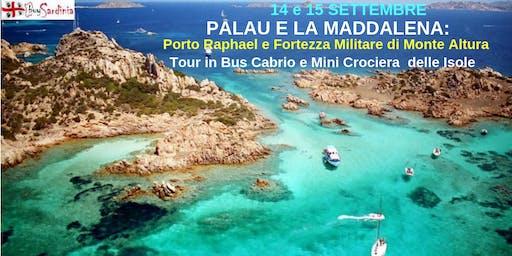 TOUR PALAU E LA MADDALENA CON BUYSARDINIA, 14 e 15 SET