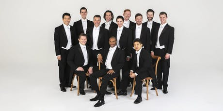 Chanticleer in Richmond, Virginia at River Road Church, Baptist tickets