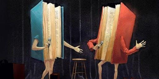 Book Club: A Comedy Show