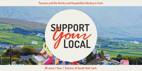 Tourism and the Drinks and Hospitality Industry in Cork tickets