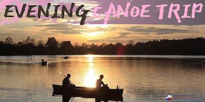 Evening Canoe Trip