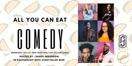All You Can Eat Comedy tickets