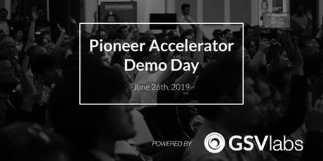 Pioneer Accelerator Demo Day tickets