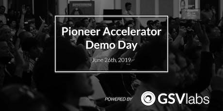 Pioneer Accelerator Demo Day tickets